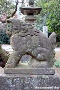 北野天神社(所沢市小手指元町)37