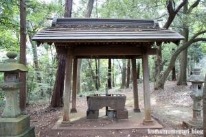 鳩峰八幡神社(所沢市久米)9