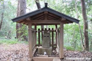 鳩峰八幡神社(所沢市久米)16