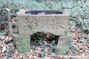 鳩峰八幡神社(所沢市久米)22