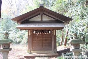 鳩峰八幡神社(所沢市久米)24