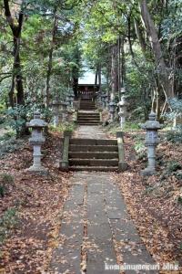 鳩峰八幡神社(所沢市久米)7