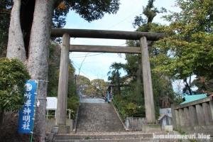 所沢神明社(所沢市宮本町)1