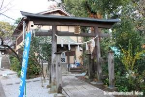 所沢神明社(所沢市宮本町)3