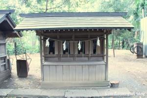 所沢神明社(所沢市宮本町)16