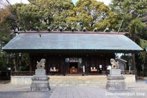 所沢神明社(所沢市宮本町)18