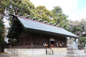 所沢神明社(所沢市宮本町)19