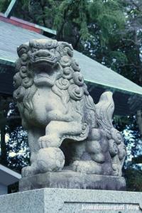 所沢神明社(所沢市宮本町)14