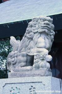 所沢神明社(所沢市宮本町)15