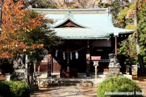 熊野神社(所沢市西新井町)9