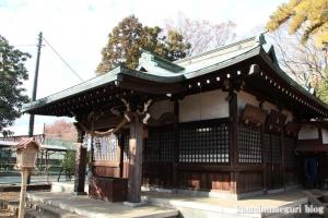 熊野神社(所沢市西新井町)11