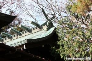 熊野神社(所沢市西新井町)12