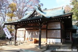 安松神社(所沢市下安松)20