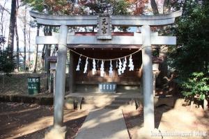 安松神社(所沢市下安松)22