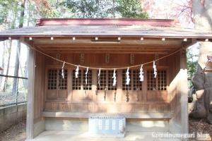 安松神社(所沢市下安松)23