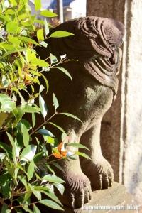 安松神社(所沢市下安松)7