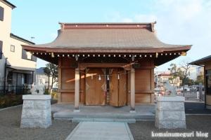 前川神社(江戸川区江戸川)3