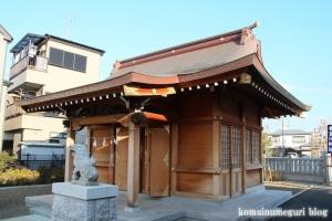 前川神社(江戸川区江戸川)6