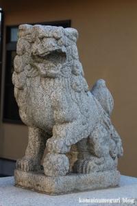 前川神社(江戸川区江戸川)4