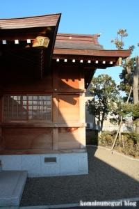 前川神社(江戸川区江戸川)7
