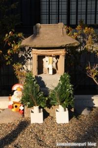 前川神社(江戸川区江戸川)10