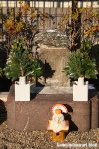 前川神社(江戸川区江戸川)11