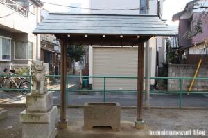 当代稲荷神社(江戸川区江戸川)2