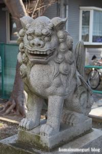 当代稲荷神社(江戸川区江戸川)3