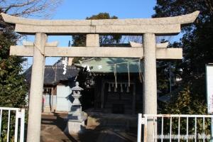 八雲神社(江戸川区江戸川)1
