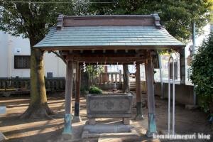 八雲神社(江戸川区江戸川)2