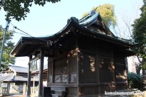 八雲神社(江戸川区江戸川)5