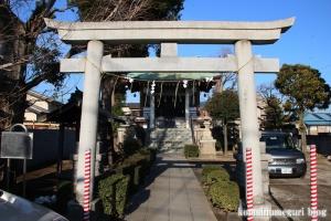 香取神社(江戸川区江戸川)2