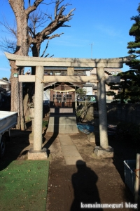 香取神社(江戸川区江戸川)9