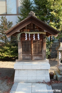 胡録神社(江戸川区江戸川)3