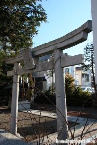 胡録神社(江戸川区江戸川)5