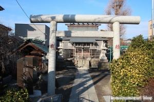 熊野神社(江戸川区江戸川)1