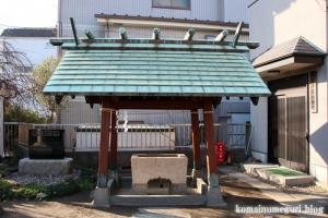 熊野神社(江戸川区江戸川)6