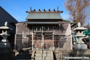 熊野神社(江戸川区江戸川)7