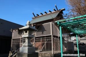 熊野神社(江戸川区江戸川)8