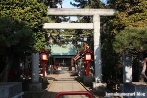 二之江神社(江戸川区江戸川)1