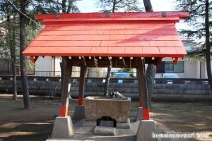 二之江神社(江戸川区江戸川)3
