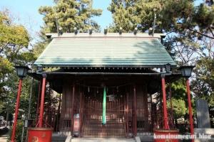 二之江神社(江戸川区江戸川)5