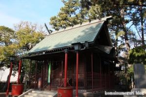 二之江神社(江戸川区江戸川)6