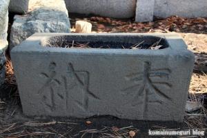 二之江神社(江戸川区江戸川)11