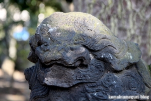 二之江神社(江戸川区江戸川)20