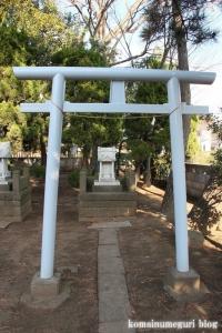 二之江神社(江戸川区江戸川)8