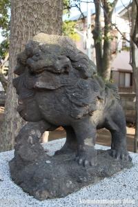 二之江神社(江戸川区江戸川)13