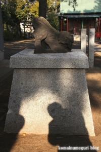 二之江神社(江戸川区江戸川)16