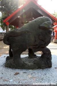 二之江神社(江戸川区江戸川)14