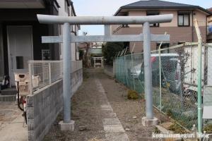 大当稲荷神社(江戸川区東葛西)2